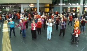 Lifemark – Flash Mob