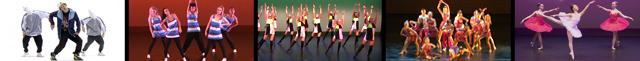 Page Header Dance